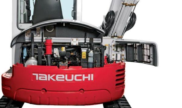 Moteur Takeuchi TB 153 FR