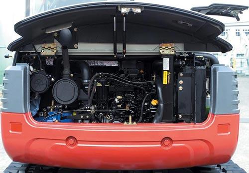 Moteur TB 250